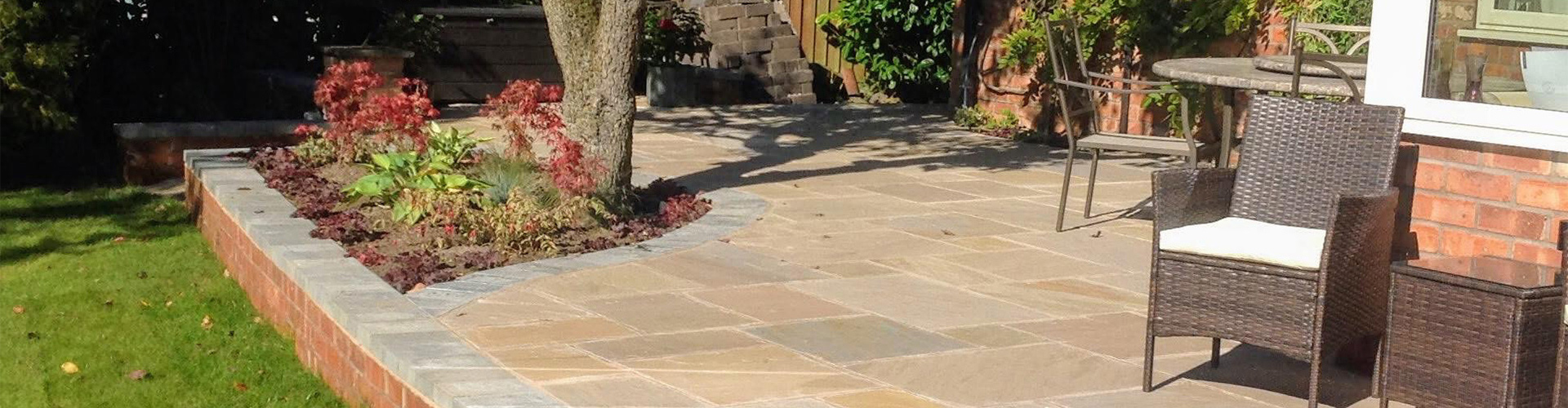 Landscaping Services Biddulph & Congleton Cheshire